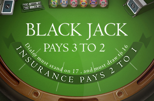 Blackjack Mini 1 box  High Limit