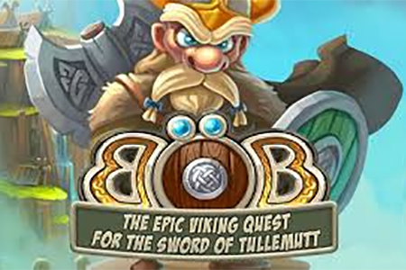 Böb: The Epic Viking Quest for the Sword of Tullem