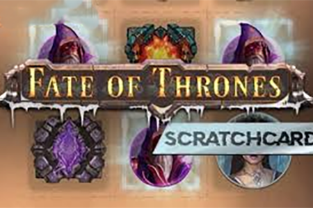 Fate of Throne Scratchcard