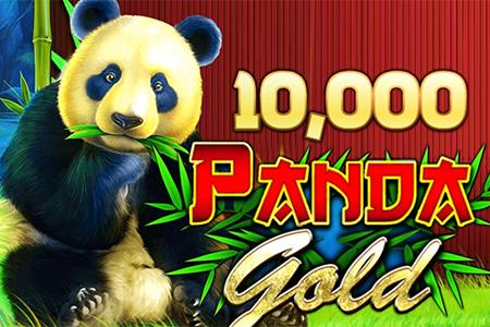 Panda Gold 10.000