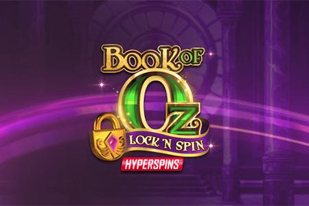 Book of Oz Lock 'N Spin