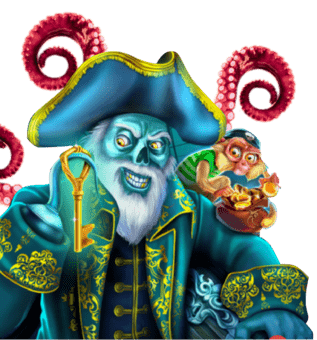 Free Spins for the Game Ocean's Treasure at Stakers