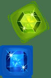 gem-based video slot games